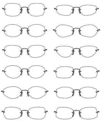 lense shape